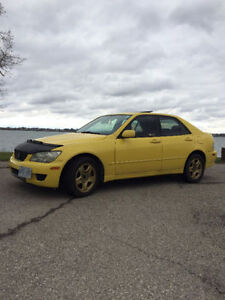 01 Lexus IS IS300 *Runs Great, Well Maintained*