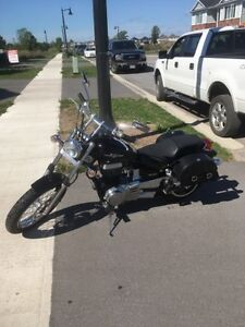 Suzuki Boulevard S40 - Safetied with low KMs!!