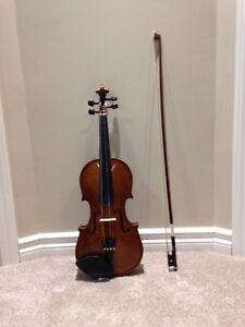 Gently Used 4/4 Violin