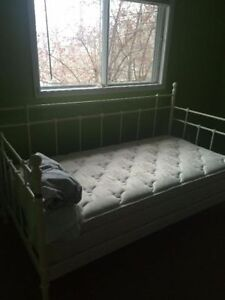 IKEA SINGLE DAYBED FRAME (mattress available too)