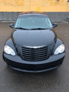 2009 PT cruiser with low kilometres on sale.