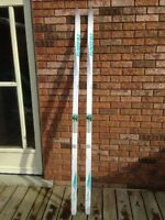 Waxless XC cross country skis Karhu 210