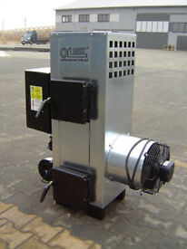 New Air Heater NG20 for 200 square meters for the workshop, greenhouse, hall