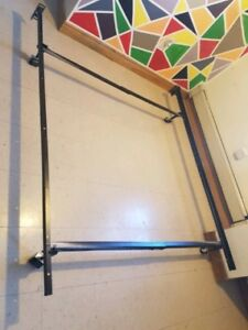 Metal Bed Frame:  Queen, Double or Single