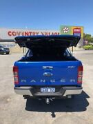 2017 Ford Ranger PX MkII XLT Double Cab Blue 6 Speed Sports Automatic Utility Morley Bayswater Area Preview