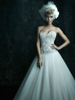 Allure Bridal Couture Wedding Dress / Robe de Mariee