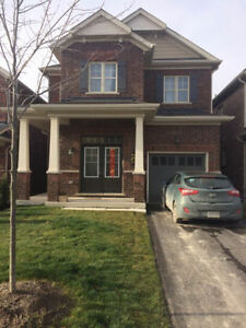 Newly built house in New Tecumseth, families welcome!