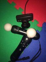 Ps3 Playstation Move And Camera