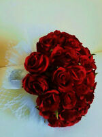Silk flower bouquets from $15**Calgary Royal Decor