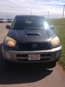 2003 Toyota RAV4 SUV, Crossover for sale or trade