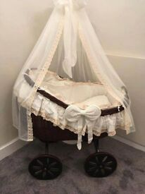 EX DISPLAY - MJ MARKS OPHELIA CRIB