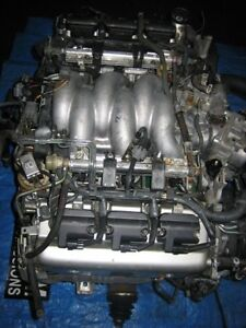 1996-2004  ACURA 3.5 RL ENGINE C35A SOHC JAPANESE IMPORTED