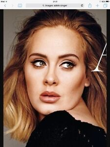 6 x Adele tickets for Perth feb 28th Southern River Gosnells Area Preview