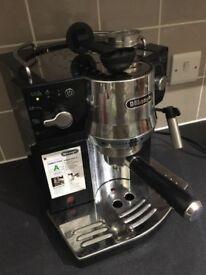Delonghi EC 820.B Espresso Machine