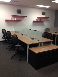 Sick of working at home? Regus has co-working space for you!