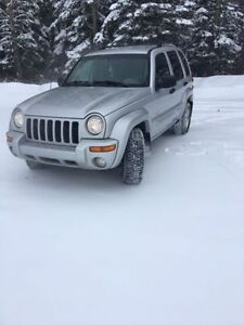 Jeep Liberty for sale in Edson! Price is OBO