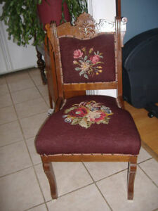 Collection of lovely antique chairs Kitchener / Waterloo Kitchener Area image 9