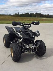 Special Edition Konker 110cc kids quad