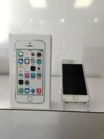 Iphone 5S 16 GB Factory Unlocked, Certified New. 1 Year Warr