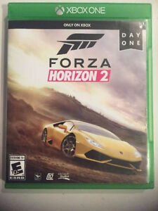Forza Horizon 2 Xbox One excellent condition