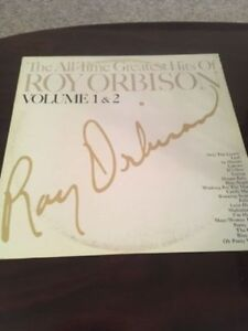 Roy Orbison: The All-Time Greatest Hits Volumes 1 & 2 Record