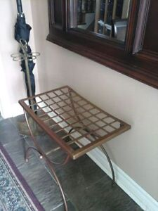 Bombay Entrance Bench Excellent Condition!