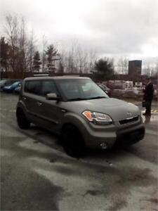"2011 Kia Soul 4U ""4 NEW SNOW TIRES SPECIAL"" CLICK ON ""SHOW MORE"""