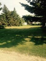 Vacant Lot in Mclean Perfect for New Build, RTM, or Mobile Home