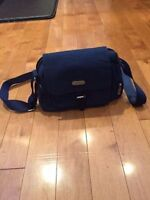 Baggallini Around Town Bagg - Navy Blue