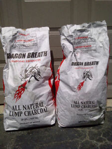 Charcoal - Dragon Breath All Natural Lump - 9.07kg (20 lbs) Kitchener / Waterloo Kitchener Area image 3