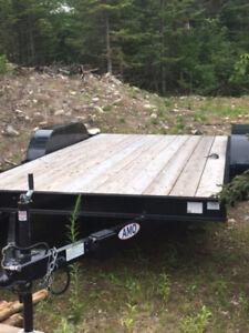 Trailers For Rent - Dump/Flat Deck/Landscape