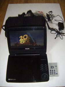 Philips Portable Dvd player.        Truro