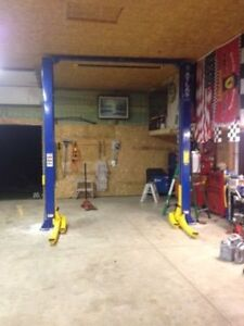 Auto equipment Annual Inspection Service / Hoist Install - TLC -