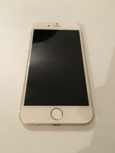 Iphone6 16 gig BELL