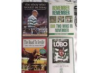 CELTIC FC DVD COLLECTION charity sale