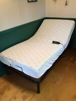 Adjustable Bed, New Condition
