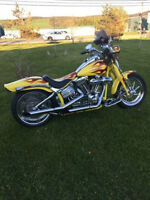 REDUCED 2009 Harley Davidson CVO Screaming Eagle