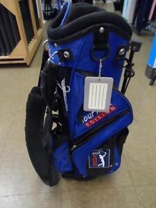 PGA Tour Junior Stand Bag Blue 5-8Yr