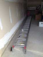 Perfect Quality 16-ft. Extension Ladder - Max 32-ft. LIKE NEW