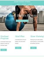 Online Personal Training&Nutrition/Large Team Training