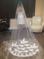 bridal veil /voile mariage