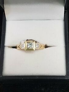 Princess Cut Diamond Ring For Sale! Pakenham Cardinia Area Preview