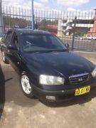2000 Hyundai Elantra XD GLS Black 5 Speed Manual Sedan Wentworthville Parramatta Area Preview