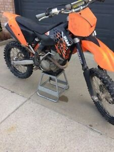 2009 KTM 250sxf London Ontario image 3