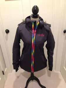 Girl's Firefly Winter Jacket - Size Large