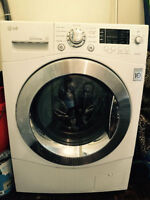 2yr old All in one Washer Dryer combo LG Tromm 24'