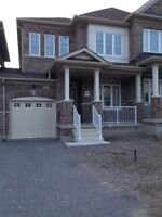 Brand New - 3 Bedroom/2.5 Bathroom Town House in Unionville