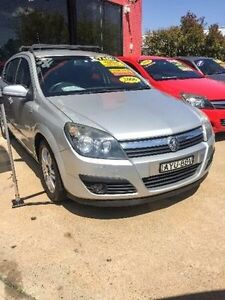 2006 Holden Astra AH CDTi Silver Manual Hatchback Fyshwick South Canberra Preview