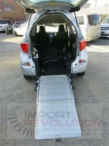 2010 Toyota Ractis Constant Variable Wagon Bayswater Knox Area Preview