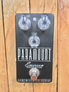Emerson Paramount (Handwired Overdrive)